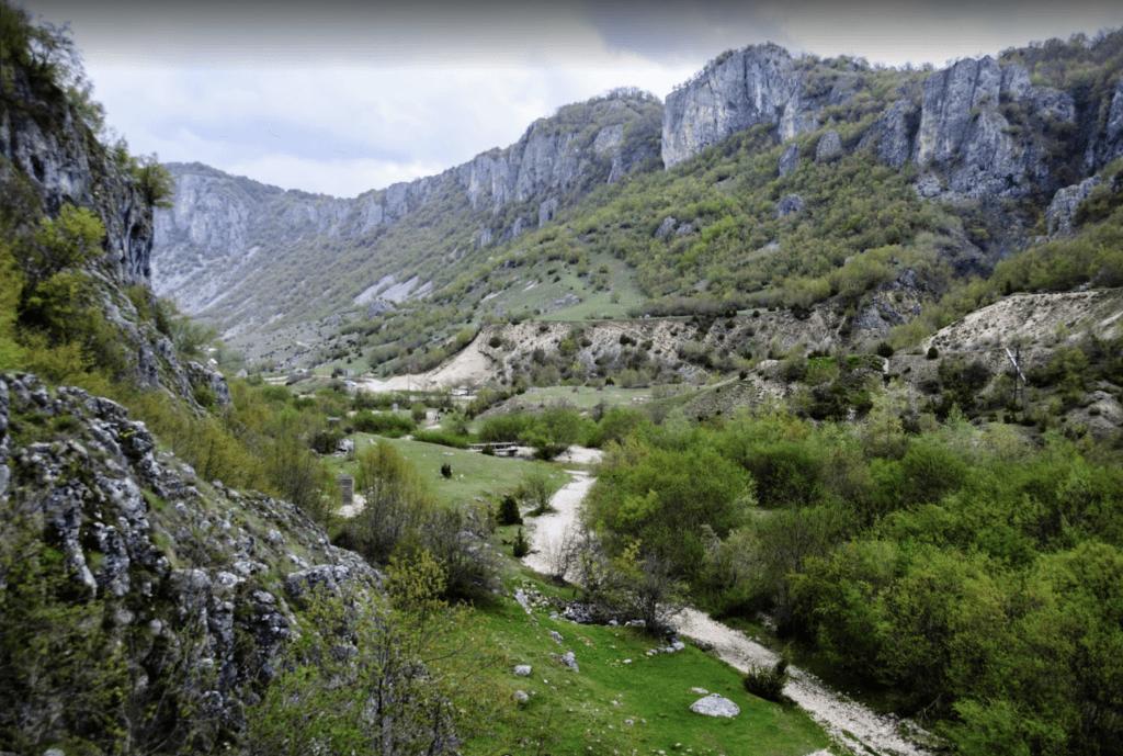 река Комарница Черногория