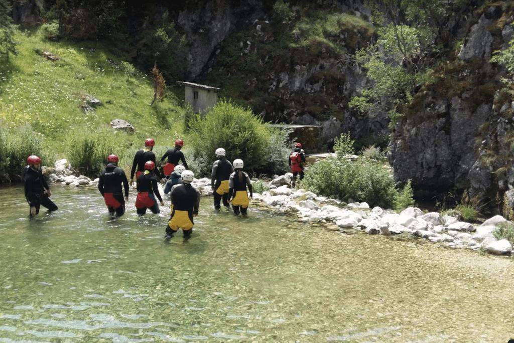 Экскурсии по каньону Невидео