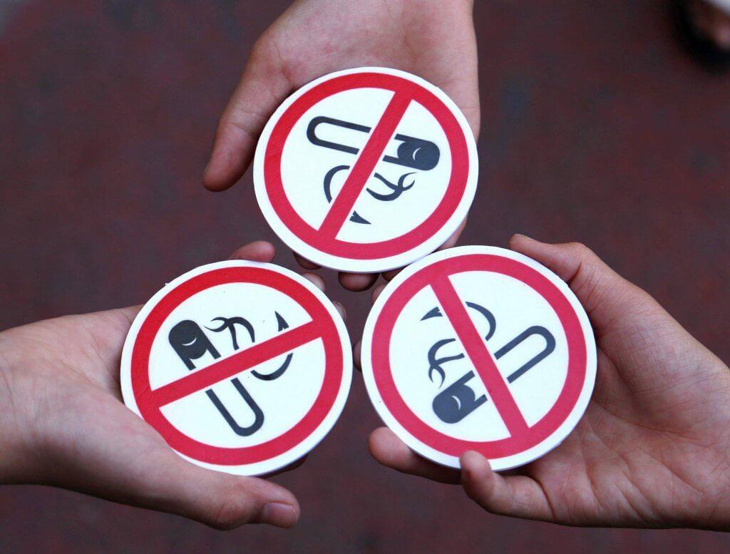 закон о курении в Черногории