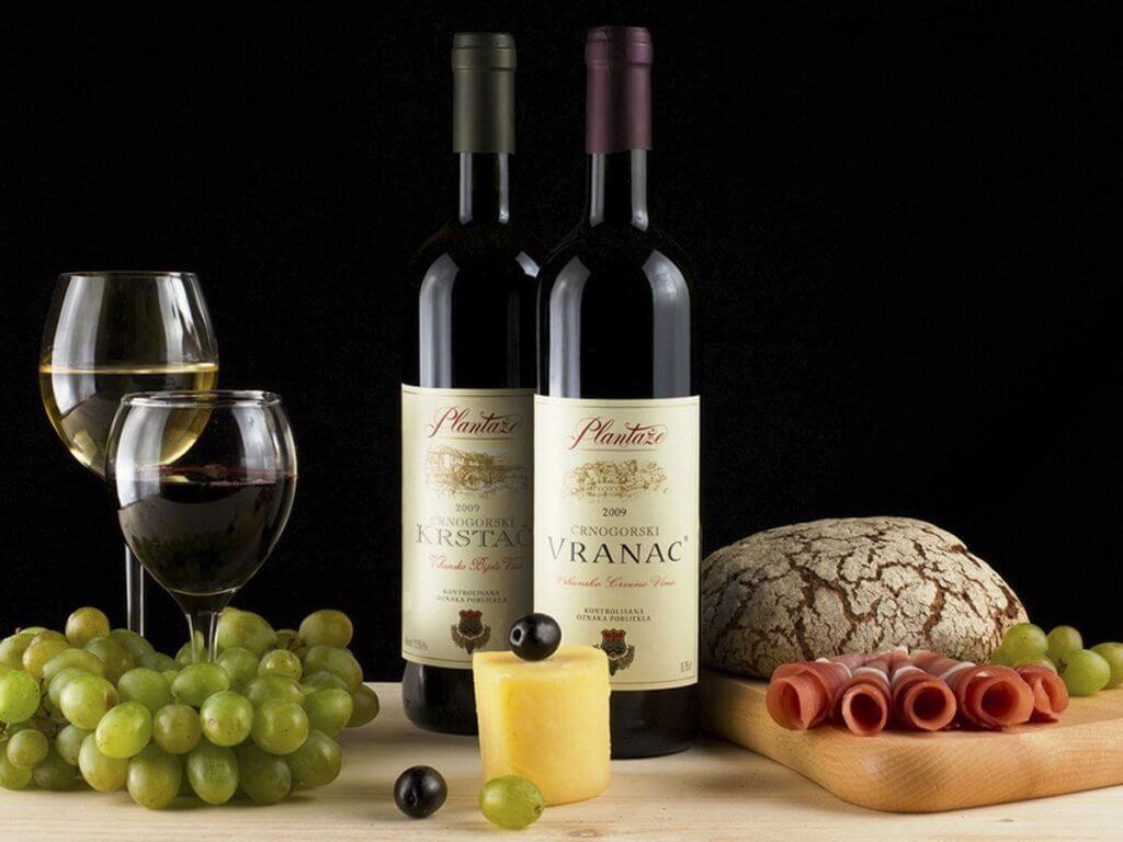 вино Vranac