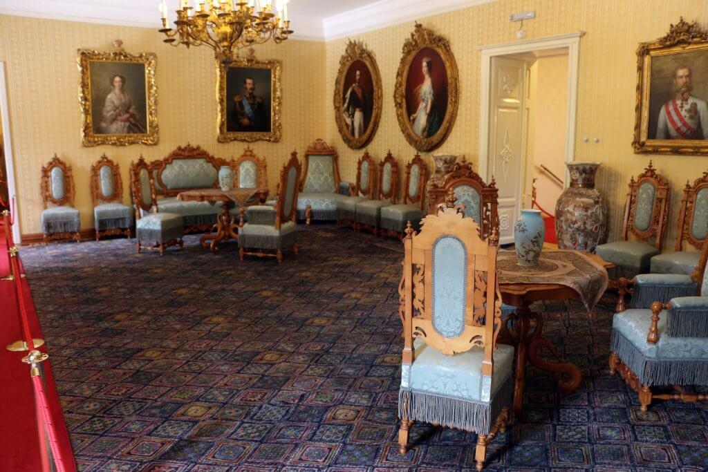 дворец короля Николы в Цетинье