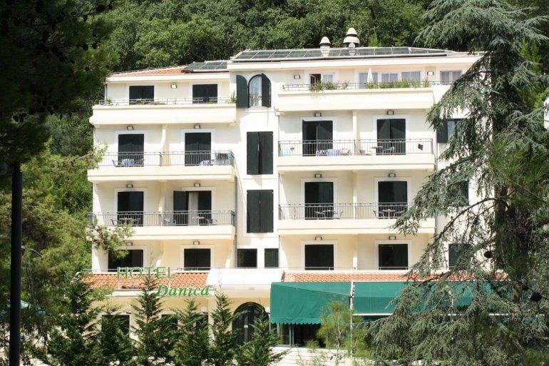 Hotel Danica в Петроваце