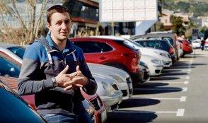 Парковки в Черногории: правила и особенности в городах